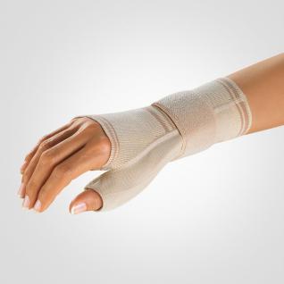 Bort Daumen-Hand-Bandage-schwarz-XL
