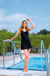 suprima Badeanzug modisch 36 schwarz - Vorschau
