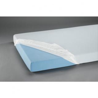 Spannbetttuch PVC 100 x 200 cm