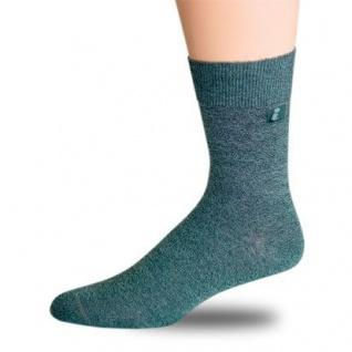 Business, Sport & Natur Socke klassisch-jeansblau meliert-39-42