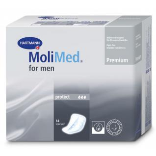 MoliMed® Premium for men protect - etwas stärkerer Urinverlust