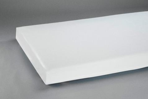 Matratzenhülle Frottee, weiß 90 x 200 x 12 cm