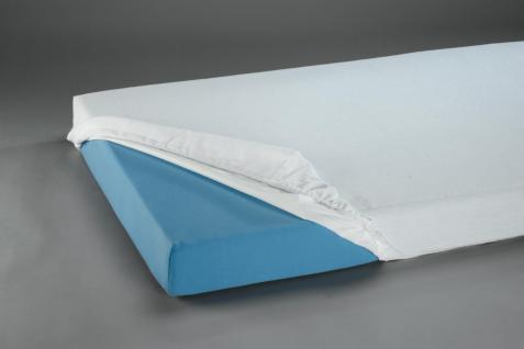 Spannbetttuch Frottee - Standardqualität 100 x 200 cm