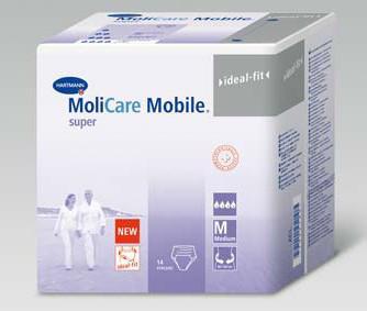 MoliCare® Mobile super Inkontinenzslip 14 Stück S