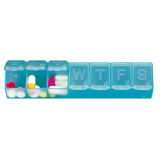 Servocare Medikamenten Wochendispenser klein