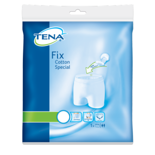 NEU - TENA Fix Cotton Special Gr. large