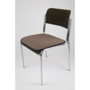 Suprima Sitzauflage - mokka