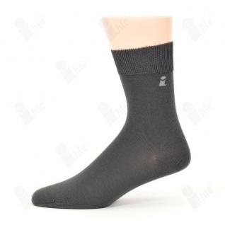 Business, Sport & Natur Socke klassisch-schwarz-39-42