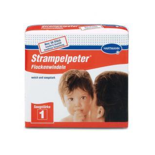 Strampelpeter® Flockenwindeln Saugstärke 1, 35x11