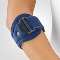 Bort EpiContur® Epicondylitis-Spange mit 2 Pelotten blau Gr. 0
