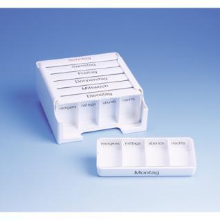 Medikamentenkassette »Medi 7«