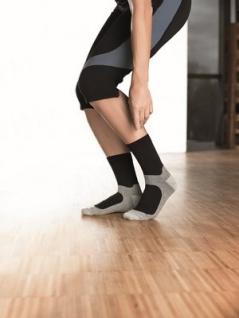Gilofa Nordic Walking Socks 36-38 schwarz