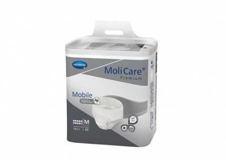 NEU - MoliCare Premium Mobile 10 Tropfen-M