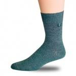 Business, Sport & Natur Socke klassisch-h.-grau meliert-35-38