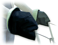Handschuhe-grau