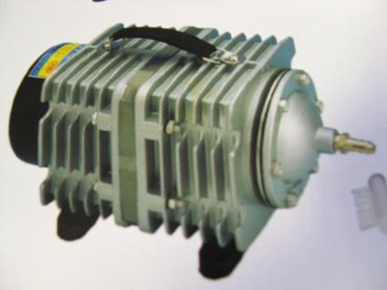 Qualitäts - Teichbelüfter Resun 8580 l/h Belüfter Sauerstoffpumpe f Ausströmer