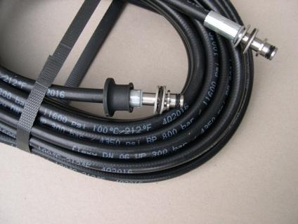 15m Schlauchtrommel - Schlauch Kärcher HD 5/15 6/12-4 6/13 6/15 6/16 CX MX Plus