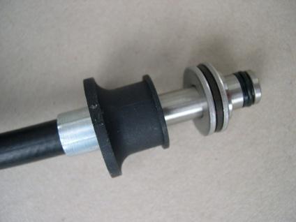 HD-Schlauch DN6 15m für Kärcher Hochdruckreiniger mit Schlauchtrommel