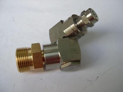 0 - 240° - Gelenk + Düse M22AG für Kränzle Hochdruckreiniger Pistole
