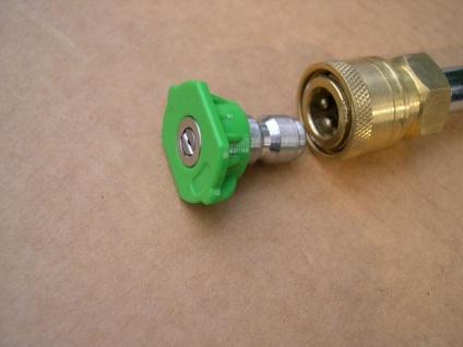 Profi Lanze M22x1, 5 Strahlrohr + Düse für Kränzle Hochdruckreiniger - Pistole