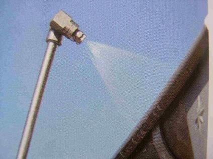 Lanze mit 240° schwenkbarem Düsenträger für Kärcher Kränzle Hochdruckreiniger