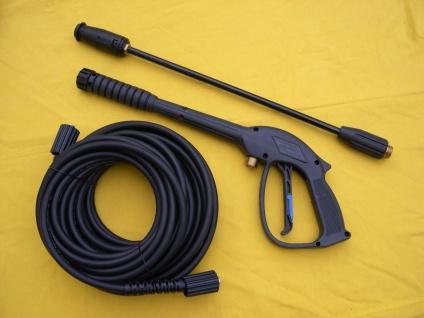 20m Schlauch + Pistole + Lanze + Düse für Kärcher Kränzle Hochdruckreiniger