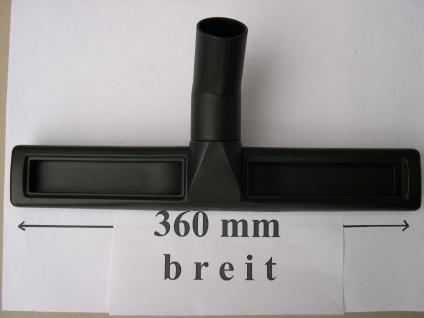 Boden Saugdüse 360mm DN35 für Festo Stihl Wap Alto Nilfisk Einhell Budget Sauger