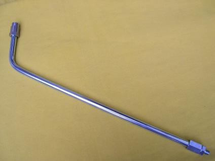 Winkel - Strahlrohr aufschraubbar für Wap Nilfisk Alto Hochdruckreiniger - Lanze