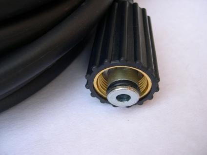 10m HD - Schlauch M22x1, 5 für Kärcher HD HDS und Kränzle Hochdruckreiniger