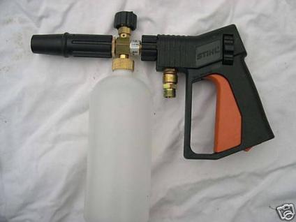 Injektor - Schaumlanze Schaum - Lanze für Wap Alto Hochdruckreiniger
