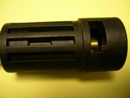 Bajonett-Adapter Kärcher K Hobby Zubehör auf King Kraft Lavor Hochdruckreiniger - Vorschau 3