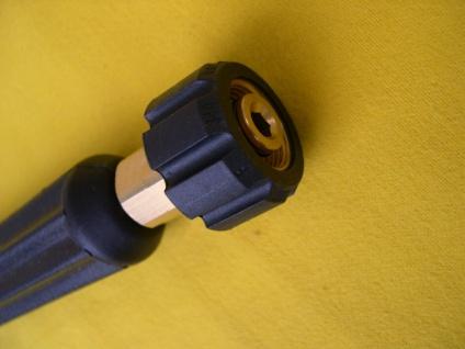 4000mm Lanze 2-teilig M22 + Düse für Kärcher HD HDS Hochdruckreiniger - Pistole