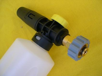 Profi - Schaumlanze Schaumkanone Injektor M21 für Wap Alto Hochdruckreiniger
