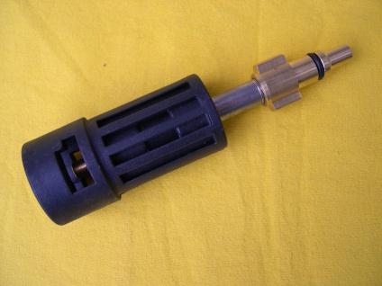 Bajonett-Adapter Kärcher K Hobby Zubehör auf Workzone Parkside Hochdruckreiniger