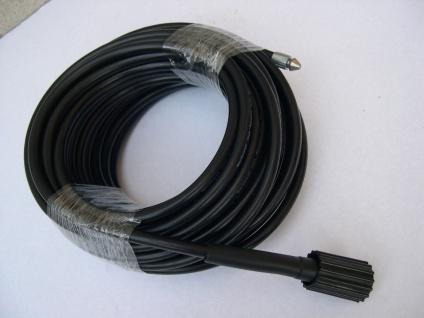 20m Rohrreinigungsschlauch M22 160bar für Kärcher und Kränzle Hochdruckreiniger