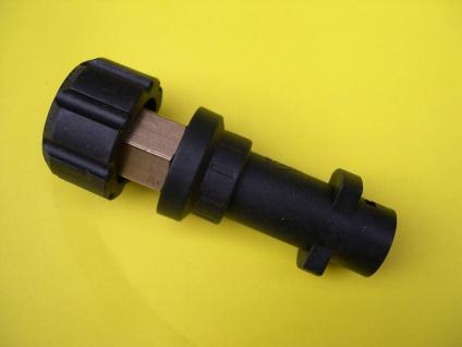 Kupplung M22IG / Kärcher Bajonett K2 K3 K4 K5 K6 K7 K8 Hochdruckreiniger Zubehör