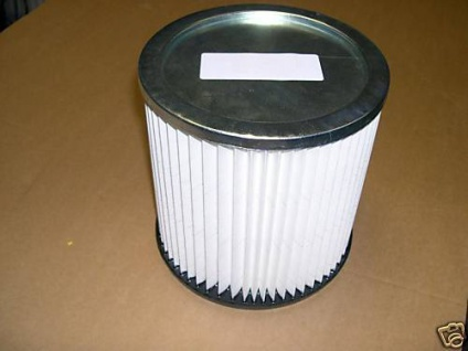 1 X Filter für Rowenta ZR 80 Luftfilter Filterpatrone Filterement