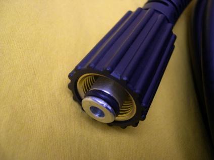 15m Schlauch M14 / M22 für Kränzle Hochdruckreiniger mit Schlauchtrommel