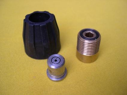 2m Verlängerung + Düse f. Strahlrohr Kärcher K2 K3 K4 K5 K6 K7 Hochdruckreiniger
