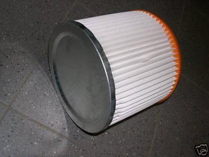 Rundfilter Filterelement Filter für Lavor Genio GN 22 32 Sauger Vakuum Cleaner