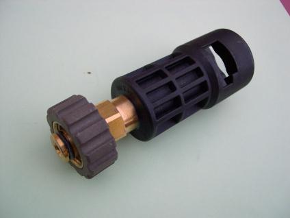 Adapter - Kupplung von Kärcher K Bajonett auf Wap Alto M21 - Handverschraubung