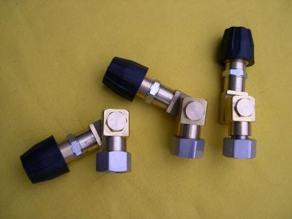 Knickgelenk - Düsenträger Messing M18 Kärcher HD HDS Hochdruckreiniger Lanze