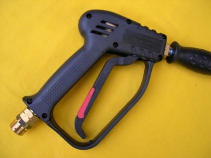 15m Schlauch + Pistole + Strahlrohr + Düse Kärcher Kränzle Wap Hochdruckreiniger