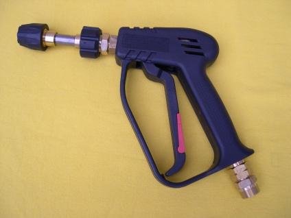 Hochdruckreiniger - Pistole mit Kurz - Lanze für Kärcher Kränzle M22 AG Düse 045