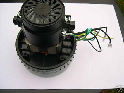 Saugmotor Saugturbine Motor 1KW Wap XL 1001 M2 Turbo 710 Industriesauger