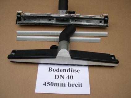 Bodendüse Alu für 40mm- Saugrohr 450 breit für Kärcher NT Sauger Industriesauger
