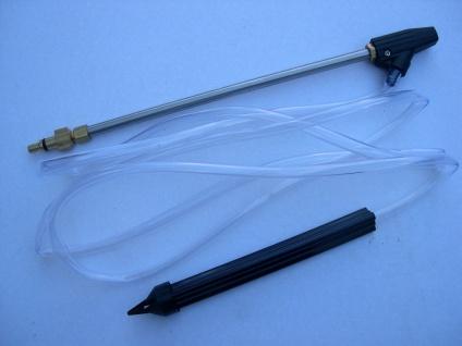 Nass - Sandstrahlgerät für Kinzo Aldi Top Craft King Craft Hochdruckreiniger