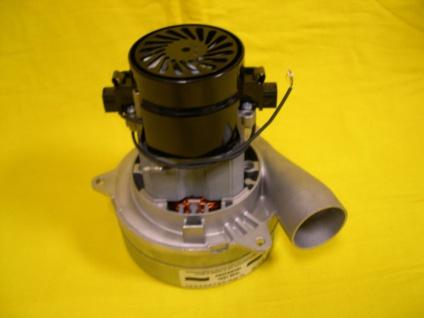 Saugmotor 2-stuf. Saugturbine Motor 1560 W 230V für Holzpellets - Sauger