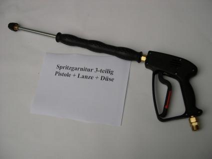 SET Düse + Pistole + Strahlrohr 90cm für Kärcher und Kränzle Hochdruckreiniger