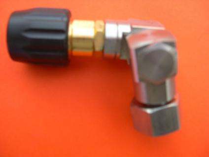 Düsenhalter Düsenträger 0 - 240° drehbar für Kärcher HD HDS Hochdruckreiniger